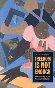 Freedom is Not Enough Book