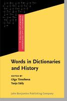 Words in Dictionaries and History PDF