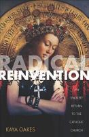 Radical Reinvention PDF