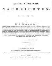 Astronomische Nachrichten: Volume 14