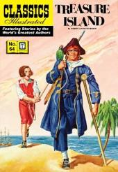 Treasure Island: Classics Illustrated, Volume 64