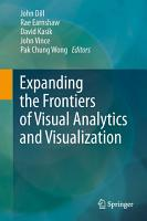 Expanding the Frontiers of Visual Analytics and Visualization PDF