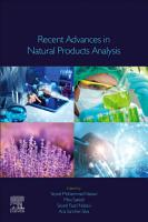 Recent Advances in Natural Products Analysis PDF