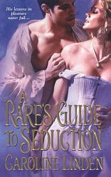 A Rake S Guide To Seduction Book PDF