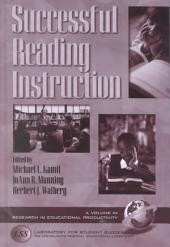 Successful Reading Instruction