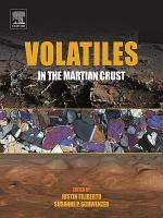 Volatiles in the Martian Crust