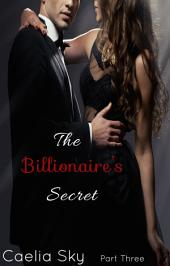 The Billionaire's Secret: Part Three (An Erotic Romance)