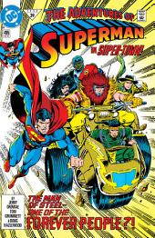 Adventures of Superman (1994-) #495