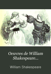 Oeuvres de William Shakespeare...