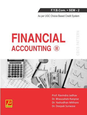 Financial Accounting  Part   II