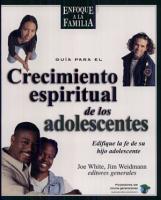 Gu  a para el crecimiento espiritual de los adolescentes PDF
