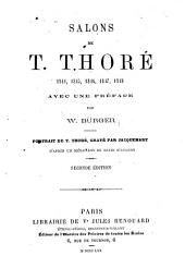Salons de T. Thoré: 1844, 1845, 1846, 1847, 1848
