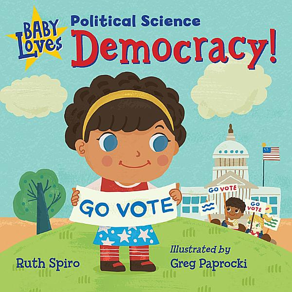 Download Baby Loves Political Science  Democracy  Book