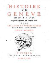 Histoire de Genève,