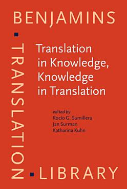 Translation in Knowledge  Knowledge in Translation PDF