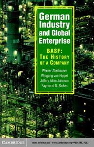 German Industry and Global Enterprise PDF