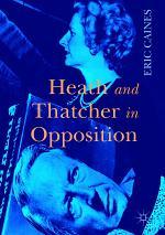 Heath and Thatcher in Opposition
