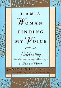 I Am a Woman Finding My Voice Book
