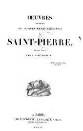 Oeuvres posthumes de Jacques-Henri-Bernardin de Saint-Pierre: Volume2