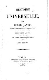 Histoire universelle: soigneusement remaniée par l'auteur, Volume3