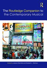 The Routledge Companion to the Contemporary Musical PDF
