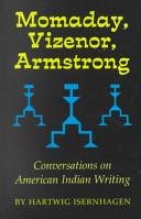 Momaday  Vizenor  Armstrong PDF
