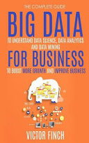 Big Data for Business Book