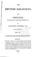 The British Essayists  The Spectator PDF