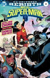 New Super-Man (2016-) #4