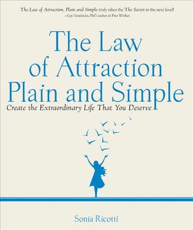 Download The Law of Attraction  Plain and Simple Book