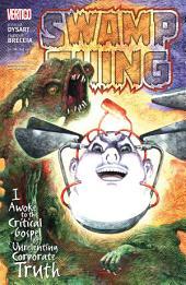 Swamp Thing (2004-) #18