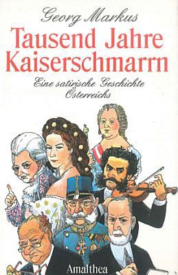 Tausend Jahre Kaiserschmarrn PDF