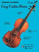Easy Violin Pieces