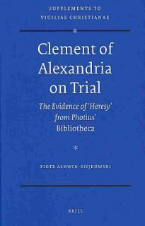 Clement of Alexandria on Trial Book