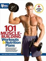 101 Muscle Building Workouts and Nutrition Plans PDF