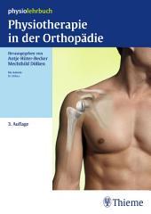 Physiotherapie in der Orthopädie: Ausgabe 3