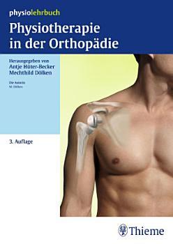 Physiotherapie in der Orthop  die PDF
