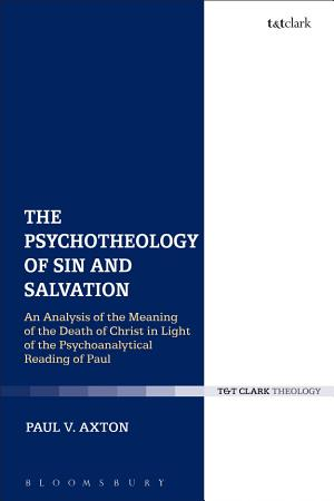 The Psychotheology of Sin and Salvation PDF