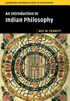 An Introduction to Indian Philosophy PDF