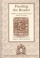Puzzling the Reader PDF