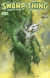 Swamp Thing (2004-) #22