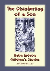 THE DISINHERITING OF A SON - A Ghostly tale from Old England: Baba Indaba Children's Stories - Issue 213