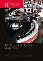 Routledge Handbook on Arab Media PDF