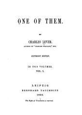 One of Them: Volume 1