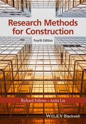 Research Methods for Construction: Edition 4