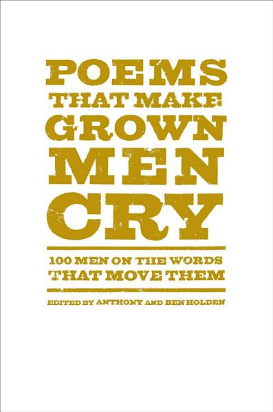Download Poems That Make Grown Men Cry Book
