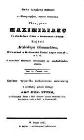 Casopis pro Katolicke Duchowenstwo