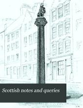 Scottish Notes and Queries