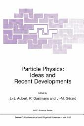 Particle Physics: Ideas and Recent Developments