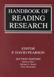 Handbook Of Reading Research Book PDF